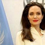 Angelina Jolie az ENSZ-ben: íme a nap kézfogása - fotó