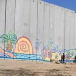 Lelőttek egy tizenéves palesztin tüntetőt a Gázai övezet határánál