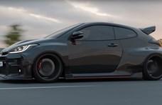 400 lóerő 3 hengerből: nagyon megvadul a Toyota GR Yaris