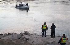 Bombát talált a Duna-parton egyik olvasónk – fotók