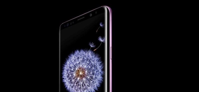 Samsung Galaxy S9-teszt: az est fénypontja