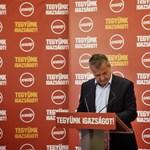 Meghekkelték az MSZP-t, de hogy kik, azt nem a párt elnöke fogja kideríteni