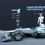 """Forma-1: leleplezték Schumacherék """"elegáns"""" autóját - fotó"""