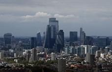 Brexit-hatás: a Cityben drámai mértékben csökkentek az új munkahelyek