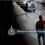 Újabb nyaklánckitépő rongálja a főváros jó hírét – videó
