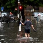 Felhőszakadás után: nyolcezer kárbejelentés