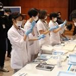 Az oltásoknak is jobban ellenálló koronavírus-mutáció terjed Japánban