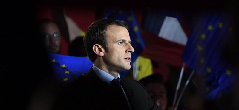 Macronnak volt egy zseniális trükkje, egy jól kitervelt csapdával intézték el az orosz hackereket