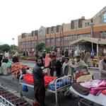 Tálibok szállták meg a földrengés sújtotta afgán régiót