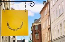 Boldogságmúzeum nyílt Dániában