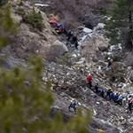 Germanwings-katasztrófa: Túlságosan károsodhatott a második fekete doboz