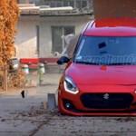 A nap hirdetése: Ez a magyar Suzuki Swift abszolút nem zsákbamacska