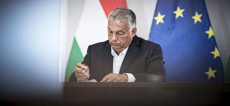 Orbán az uniós költségvetés vétójával fenyeget