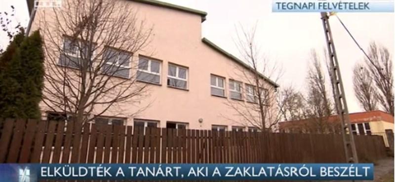 Szexuális zaklatással vádolják egy budapesti középiskola tanárát