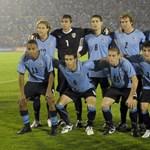 Az uruguayi válogatott vb-kerete
