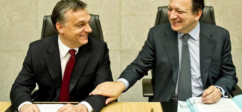 Orbán megígérte Barrosónak, hogy cselekszik