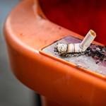 A füstszűrő a cigaretta egyik legalattomosabb része