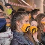 A Színművészetisek a kijárási korlátozások ellenére is fenntartják a blokádot