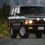 Egy Range Rover V12-es motorral azért tudhat valamit