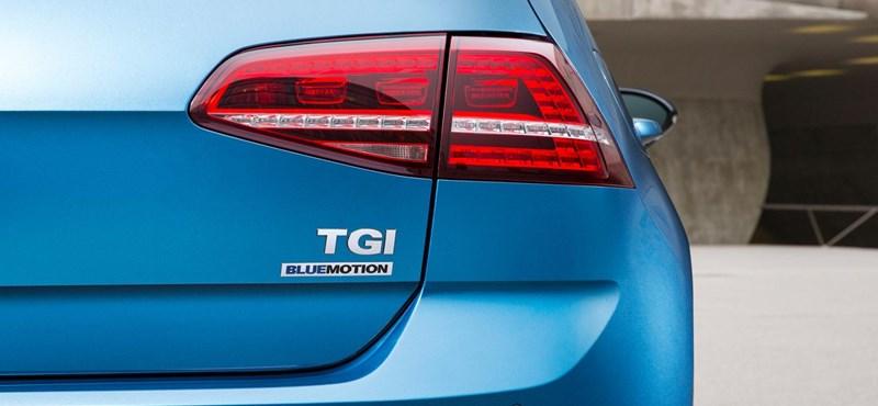 Nem benzin, nem gázolaj, hanem gáz: itt a nagyobb hatótávú Polo és Golf TGI