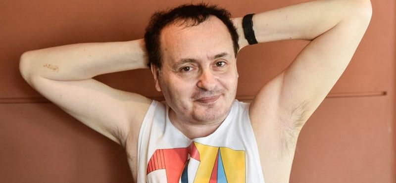 """Galla Miklós: """"Nem vagyok búvalbélelt. Pláne most, hogy CD-m jelenik meg"""""""