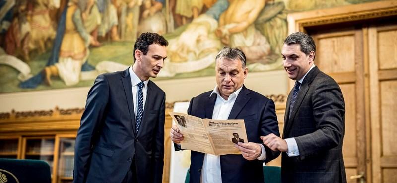 Orbán Viktor is beszállt a hódmezővásárhelyi kampányba