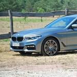 BMW 540i kombi: igen, ez hathengeres – teszt