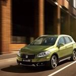 Jól teljesített a törésteszten az új esztergomi Suzuki