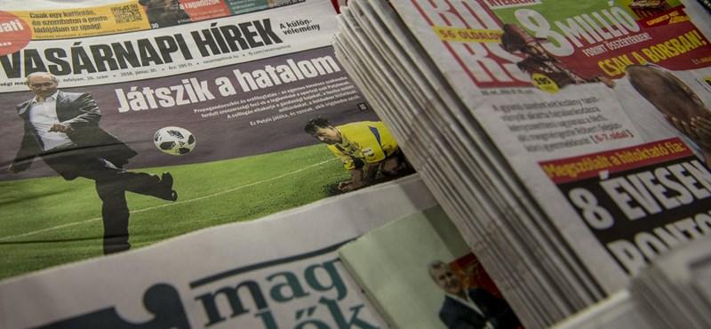 A magyar médiaszektor bevételeinek 38 százalékát elviheti a válság