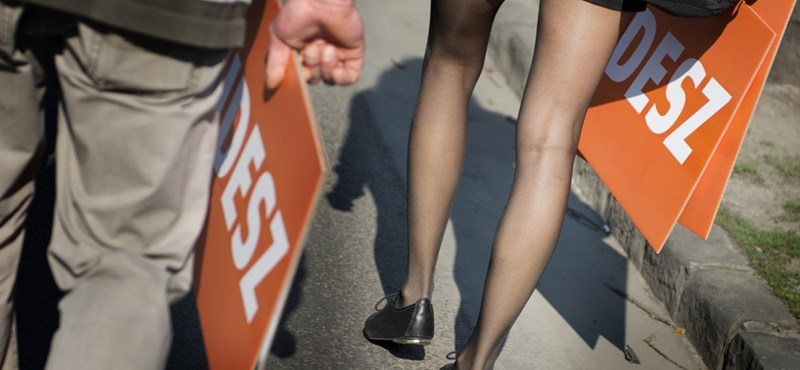 Tinilányok kergetik őrületbe a Fidesz kommunikációs guruit