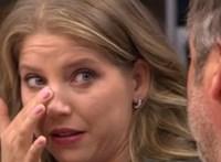 Adásban sírta el magát a Reggeli műsorvezetője a Kaleta-ügy emlegetésekor