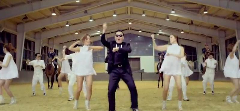 8 millió dollárt hoz idén a Gangnam Style