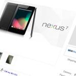 Máris kapható a Google Nexus az eBay-en
