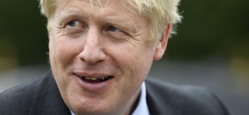 Boris Johnson nem mond le
