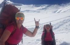 Nyolcezer méteres hegyet küzdött le a makói könyvelő