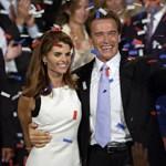 Arnold Schwarzenegger és felesége szakítanak
