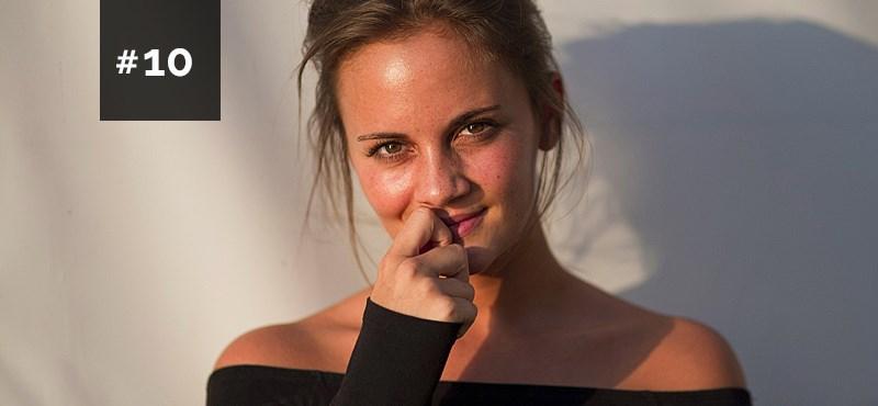 Hartai Petra: Képes vagyok egy hétig csak lángost enni