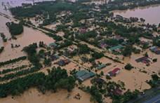 Árvíz és földcsuszamlás sújtja Vietnámot