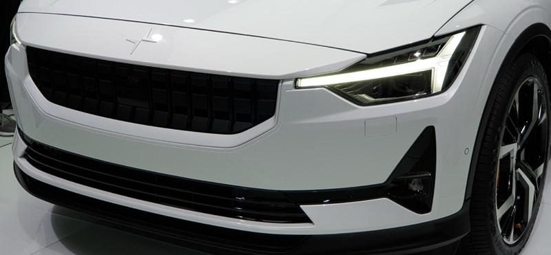 Beültünk a Volvo Tesla-verőnek ígérkező villanyautójába - fotók