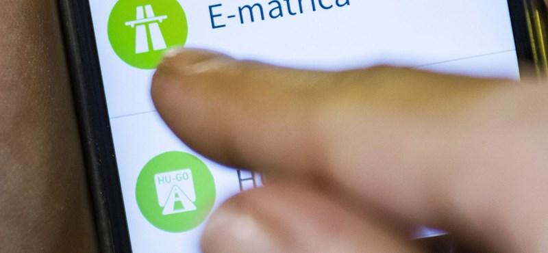 Közel 1500 forint, ha utólag javítani akarunk egy adatot az e-matricán, de van ingyenes megoldás is