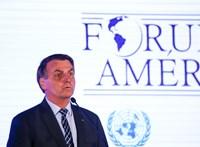 Bolsonaro elnök a járványról: Meghamisították az adatokat