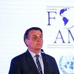 Gyűlnek a viharfelhők a brazil elnök feje felett