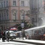 Mesterséges kómában a miskolci gázrobbanás sérültjei