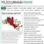 VG: drágultak a forintalapú hitelek, csökkent a választék