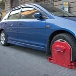 Kerékbilincselés helyett elszállítaná az autókat a főváros