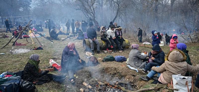 Csőbe húzta az Európai Uniót Erdogan a menekültekkel