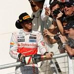 Hamilton bevette Austint, tovább harcol Vettel és Alonso
