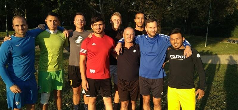 Újra ott lesz a vb-n a magyar hajléktalanok futballválogatottja