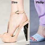 Ez a divat: Milyen cipőket fogunk hordani tavasszal?