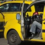 Hét illegális taxissal kevesebb: lecsapnak a hiénákra